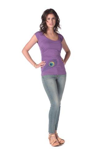 Purple Queen Bedding front-1032083