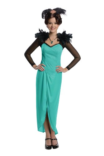 Rubie's Costume Disney's Oz The Great and Powerful Evanora Dress and Headpiece