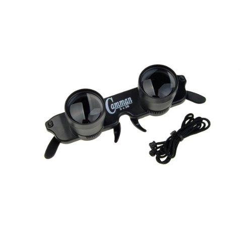 Bestdealusa 3 In 1 Eyeglass Binoculars 3X28 Magnification Observing Telescope Toy