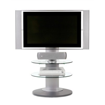 Cheap Vista Plasma 29″ TV Stand in Silver (37″ – 55″ Screens) (Vista 9960 Silver)