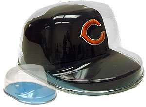 BCW BallQube CapIt Hat Holders Display - Sports Memoriablia Display Case - Sportscards Collecting Supplies (Clear Hat Display compare prices)