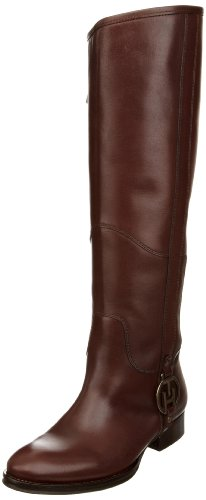Tommy Hilfiger Women's Hampshire 1 A Dark Brown Knee High Boot Fw86812962 7 UK