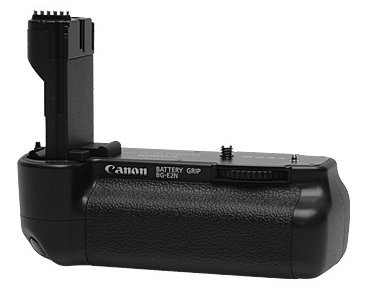 #1  Canon BG-E2N Battery Grip for Canon 20D, 30D, 40D & 50D Digital SLR Cameras (Retail Package)