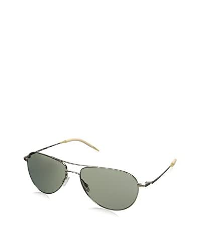 Oliver Peoples OV1002S Unisex Benedict Sunglasses, Silver