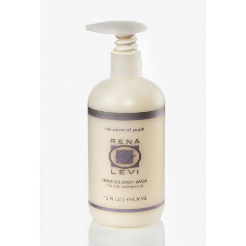 Rena Levi Olive Oil Body Wash - For Soft Velvety Skin...