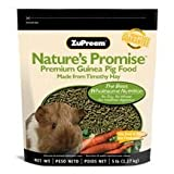 Natures Promise Guinea Pig Food 20lb