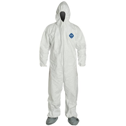 Disposable Tyvek Coverall Suit