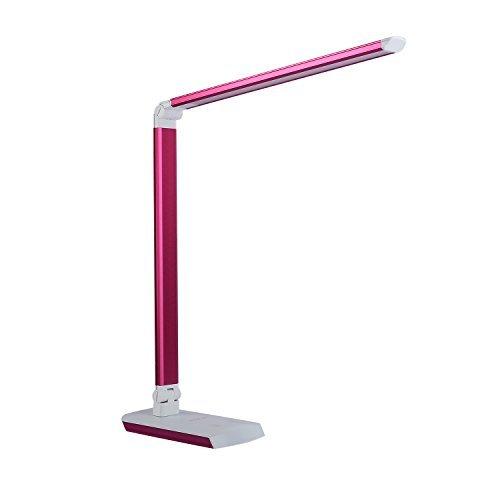 Liqoo-Dimmbar-10W-Tischleuchte-Schreibtischleuchte-Schreibtischlampe-Tischlampe-schwenkbar-klappbar-Tageslichtswei-Kaltwei-Neutralwei-Warmwei
