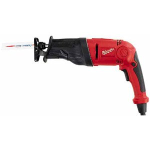 Milwaukee 6524-21 Sawzall The Hatchet Reciprocating Saw