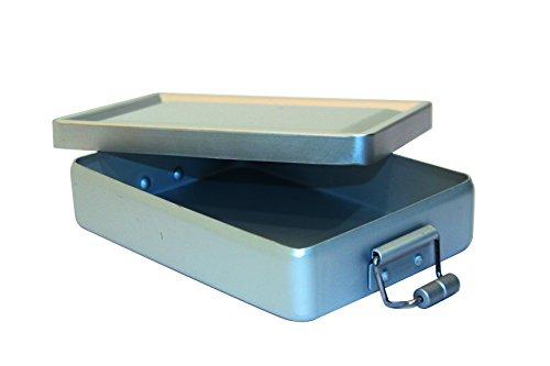 bcb-cn550-mini-teglia-in-alluminio-con-coperchio