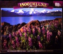 1500 Piece Deluxe Puzzle (Lituya Bay, AK)
