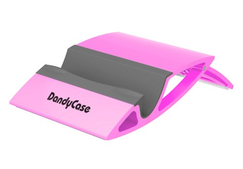 Flip 'N Go Universal Display Stand (All Models - Iphone, Ipad, Ipod Touch) - Retail Packaging (Pink) front-59567