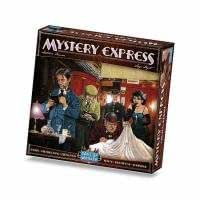 Asmodee - Days of Wonder 200775 - Mystery Express