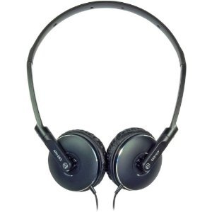 Audio Technica ATH-ES3A Portable Headphone ( Earphone ) with 28 mm Neodymium Drivers, Black Metallic (manufacturing end products) [parallel import goods]