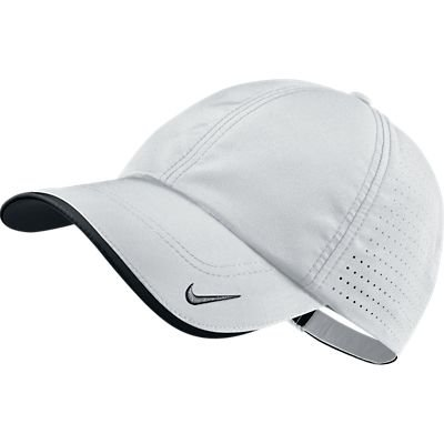 2014 Nike Golf Perforated BLANK Cap Hat - Personalize With Your Own Team Logo