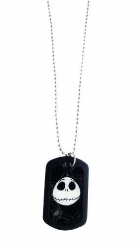 bb-designs-europe-the-nightmare-before-christmas-glow-in-the-dark-dog-tag-275cm-chain