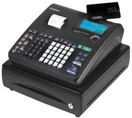 Casio Pcr-T470 96 Dept - Thermal Cash Register (Pcrt470) -