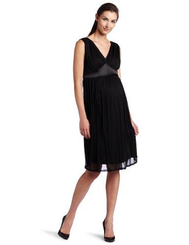 Maternal America Women's Maternity Tulle Shower Dress