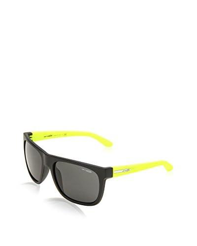 Arnette Gafas de Sol AN4143-21328759 (60 mm) Negro mate / Amarillo