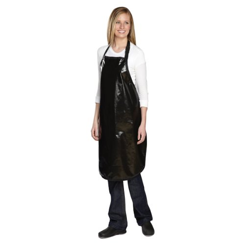 Top Performance Rubber Grooming Apron, Black