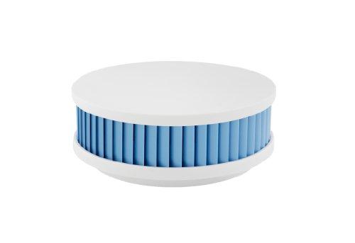 Pyrexx PX-1 Rauchmelder himmelblau / weiß