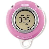 Bushnell Gps Backtrack Personal Locator (Pink/Gray)
