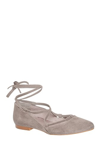 Monica Pointed Toe Flat