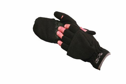 Glacier Glove Windproof Fleece Flip Mitt