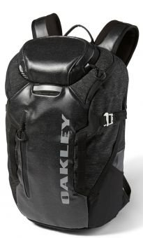 Oakley Mens Voyage Pack Backpack, Jet Black, 18.5