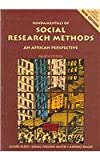 img - for Fundamentals of Social Research Methods: An African Perspective book / textbook / text book