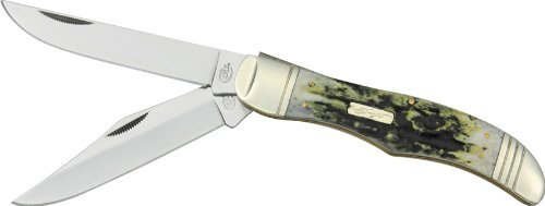 Colt Black Stag Folding Hunter