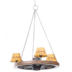 western deckenlampe klein deko dekoration k che haushalt. Black Bedroom Furniture Sets. Home Design Ideas