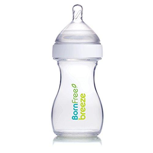 Born Free Breeze 5 oz. Plastic Bottle, 1-Pack (Bornfree Slow Flow compare prices)