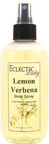 Lemon Verbena Body Spray 8 ounces
