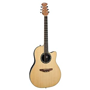 applause by ovation ae128 4 acoustic electric guitar musical instruments. Black Bedroom Furniture Sets. Home Design Ideas