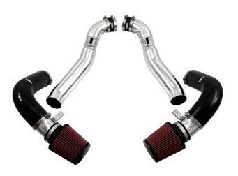 Nissan Infiniti 350Z Twin tuned air intake system