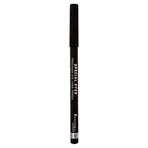 Rimmel SpecialEyes Precision, Matita occhi, Black Magic