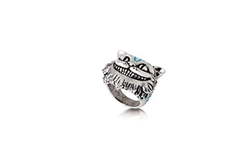 disney couture alice in wonderland cheshire cat ring 7 niftywarehouse. Black Bedroom Furniture Sets. Home Design Ideas