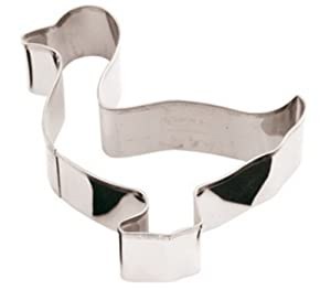 Paderno World Cuisine Stainless Steel Goose Cookie Cutter by World Cuisine