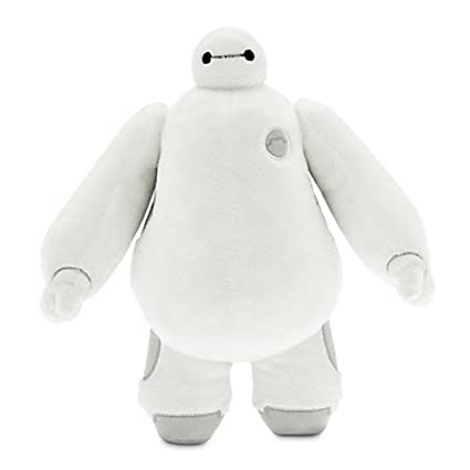 "Disney Big Hero 6 Baymax 10 1/2"" Plush [White Version]"