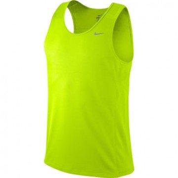 Nike Men's Miler Team Running Singlet