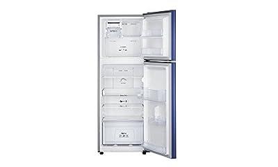 Samsung RT27JARMAVL/TL Frost-free Refrigerator (253 Ltrs, 3 Star Rating, Lilac Steel Violet)