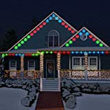 Christmas Led Color Changing Light Show ~ Gemmy