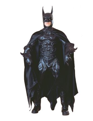 Collectors Batman Halloween Costume Adult