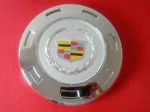 "4pcs. 2007-2013 Gm Cadillac Escalade Colored Crest 22"" Wheel Center Cap 9596649"