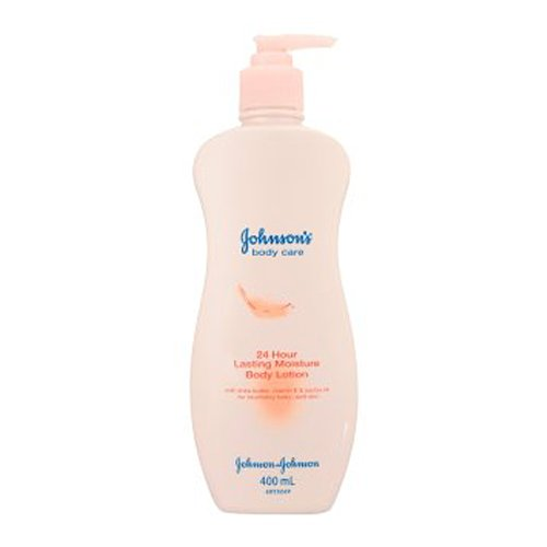 Johnson'S Body Care 24 Hour Lasting Moisture Lotion 14 Oz front-508772