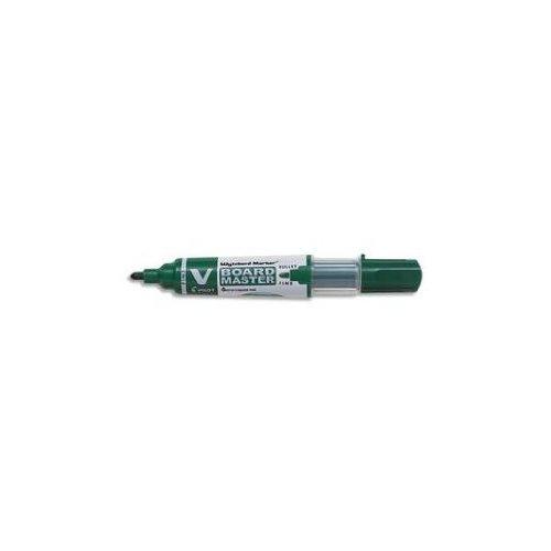 PILOT Marqueur effaçable à sec, pointe ogive, VBOARD MASTER, pointe fine, vert