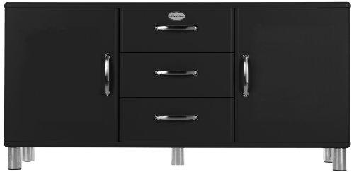 sideboard aus metall was. Black Bedroom Furniture Sets. Home Design Ideas