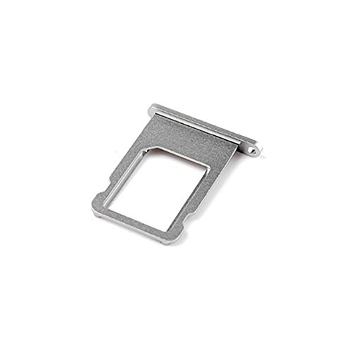 Ewparts SIM Card Tray Replacement for Iphone 6 4.7 Inch (Grey) (Iphone 6 Tray compare prices)