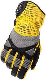 Tourmaster GX AIR GLOVE YELLOW